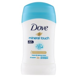 DOVE DEO STICK MINERAL TOUCH 30ML