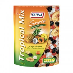 FATINA SNACK TROPICAL MIX 150GR