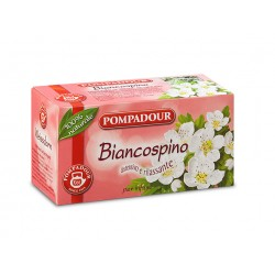 POMPADOUR INFUSO BIANCOSPINO 20 FILTRI