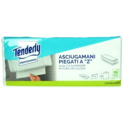 "TENDERLY ASCIUGAMANI A ""Z"" 154PZ"