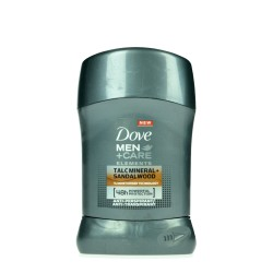 DOVE DEO STICK MEN TALCO E SANDALO 40ML