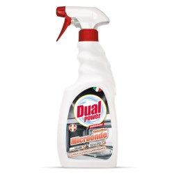 DUAL POWER SPECIFICO MICROONDE SPRAY 500ML
