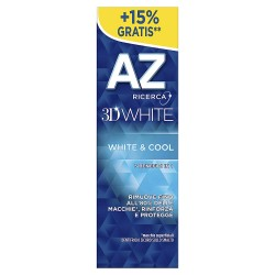 AZ DENTIFRICIO 3D WHITE & COOL 65+10ML