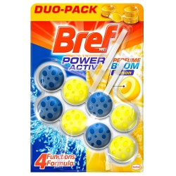 BREF WC POWER ACTIV LEMON 2X50GR