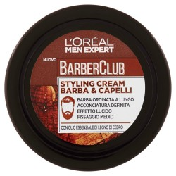 L'OREAL MEN EXPERT BARBER STYLING CREAM 75ML