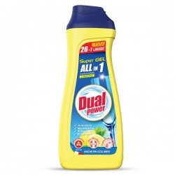 DUAL POWER SUPER GEL ALL IN ONE LIMONE 660ML