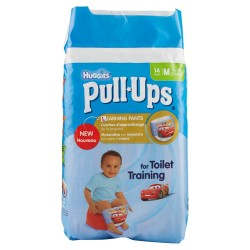 HUGGIES PULL UPS BOY MIURA MEDIUM 12PZ