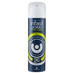 INFASIL DEO SPRAY UOMO DRY NEW 150ML