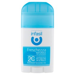 INFASIL DEO STICK FRESCHEZZA NATURALE NEW 40ML