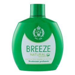 BREEZE DEO SQUEEZE NATURAL100ML