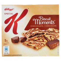 SPECIAL K BISCUIT MOMENTS CIOCCOLATO 5X25GR