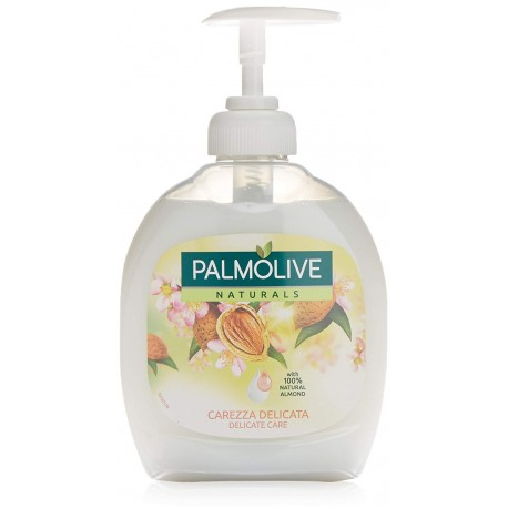 PALMOLIVE SAPONE LIQUIDO NUTRIENTE CON DISPENSER 300ML