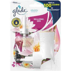 GLADE ELETTRICO BASE RELAXING 1PZ