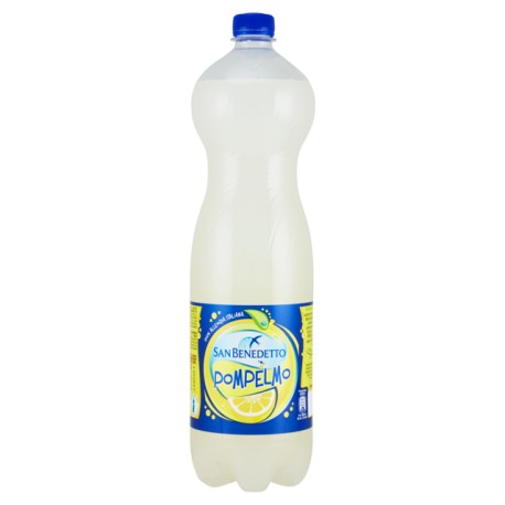 SAN BENEDETTO POMPELMO PET 1500ML