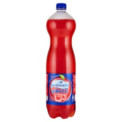 SAN BENEDETTO GINGER PET 1500ML