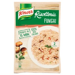 KNORR RISOTTO FUNGHI PORCINI 175GR
