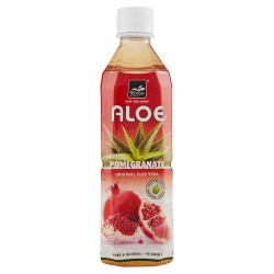 ALOE VERA MELOGRANO DRINK 500ML