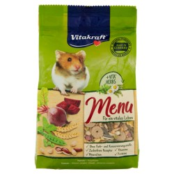VITAKRAFT MENU VITAL X CRICETI 400GR