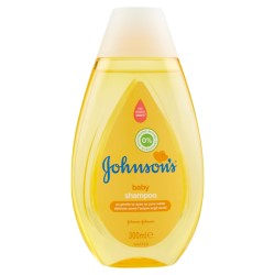 JOHNSON'S BABY SHAMPOO NEW 300ML