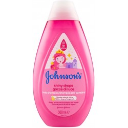 JOHNSON'S BABY SHAMPOO GOCCE DI LUCE NEW 500ML