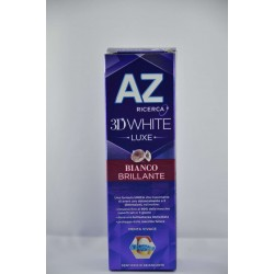 AZ DENTIFRICIO 3D WHITE LUXE - BIANCO BRILLANTE 75ML