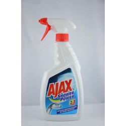 AJAX SHOWER POWER SPRAY 600ML