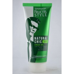 FRUCTIS GEL CREMA NATURAL CHIC TUBO 200ML