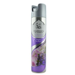 AIR FLOR DEODORANTE SPRAY LAVANDA 300ML