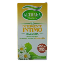 ALTHAEA DETERGENTE INTIMO DELICATEZZA - CAMOMILLA 400ML