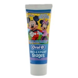 ORAL-B DENTIFRICIO STAGE GUSTO FRUTTA 75ML