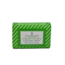 ATKINSON SAPONE COUNTRY MUSK 125GR