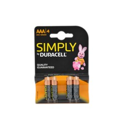 DURACELL SIMPLY MINISTILO AAA 4PZ