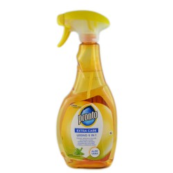 PRONTO 5IN1 DETERGENTE LEGNO CON ALOE VERA SPRAY 500ML