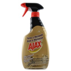 AJAX FORNO & MICROONDE SCHIUMA ATTIVA SPRAY 500ML