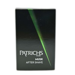 PATRICHS AFTER SHAVE MUSK 75ML