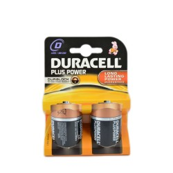 DURACELL PLUS POWER TORCIA D 2PZ