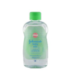 JOHNSON'S BABY OLIO CON ALOE VERA 300ML