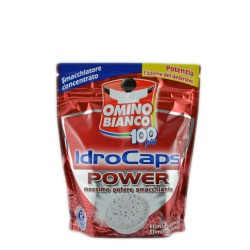 OMINO BIANCO ADDITIVO IDROCAPS POWER 12PZ