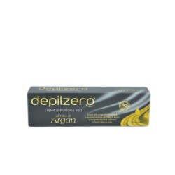 DEPILZERO CREMA DEPILATORIA VISO ARGAN 50ML