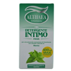ALTHAEA DETERGENTE INTIMO FRESH - MENTA400ML