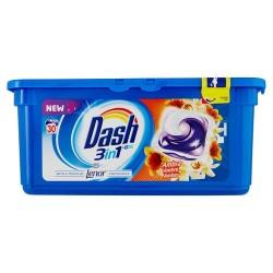 DASH 3IN1 PODS AMBRA 30PZ
