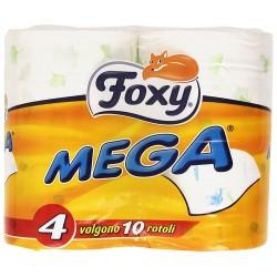 FOXY CARTA IGIENICA MEGA 4PZ