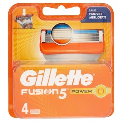 GILLETTE FUSION POWER...