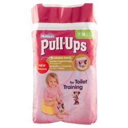 HUGGIES PULL UPS GIRL...
