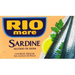 RIO MARE SARDINE CLASSICHE...