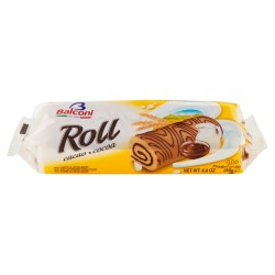 BALCONI ROLL CACAO 250GR