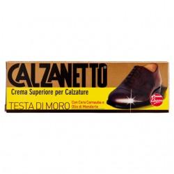 CALZANETTO CREMA TESTA DI...
