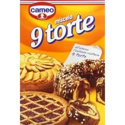 CAMEO MISCELA 9 TORTE 373GR