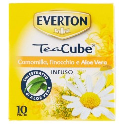 EVERTON CUBE INFUSO...