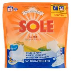 SOLE GELCAPS STANDARD 15PZ